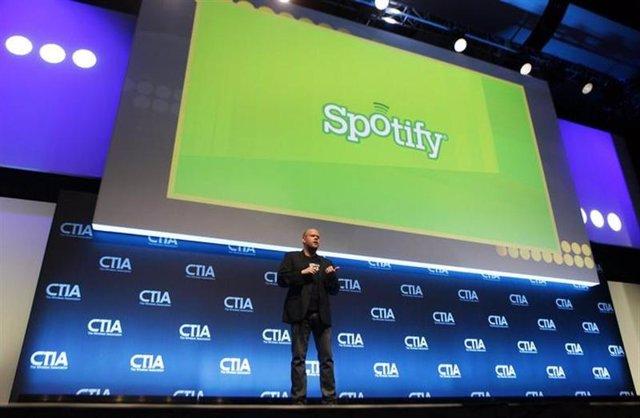 El presidente ejecutivo y cofundador de Spotify, Danie Ek