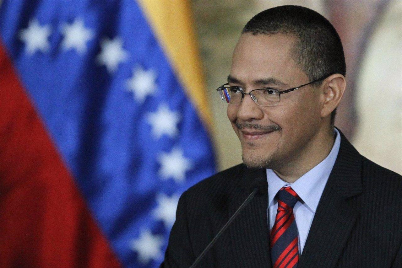 El líder 'chavista' Ernesto Villegas