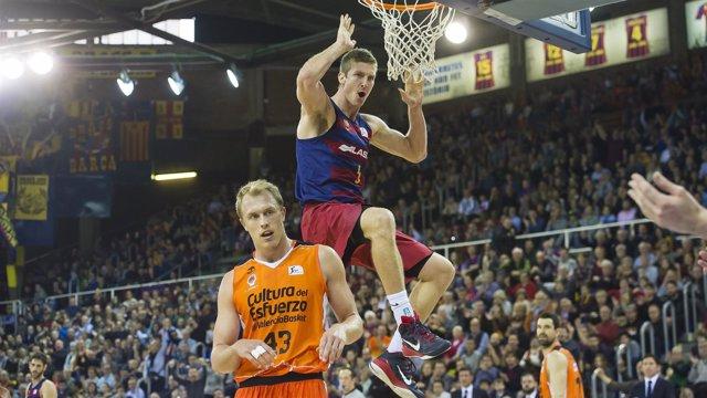 Doellman FC Barcelona Lassa Valencia Basket
