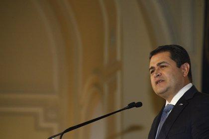 """Presidente de Honduras destaca que su país ya no es """"el más violento del mundo"""""""
