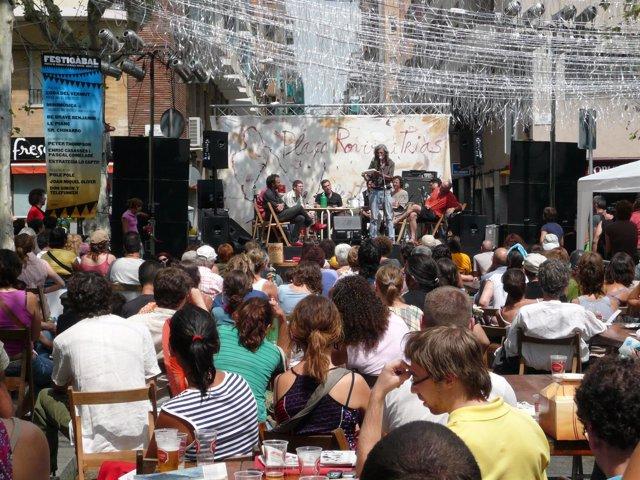 Festigàbal En La Plaza Rovira