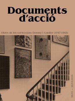 Exposición 'Documents d'acció' en la Fundació Tàpies
