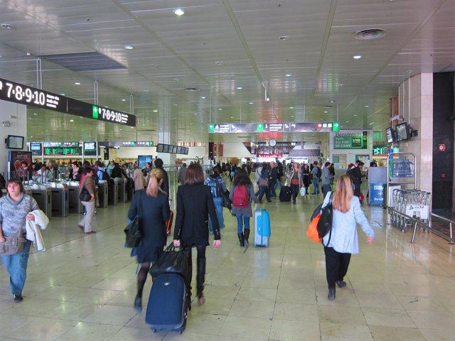 Estación, Tren, Renfe, Pasajeros, Viajes, Sants