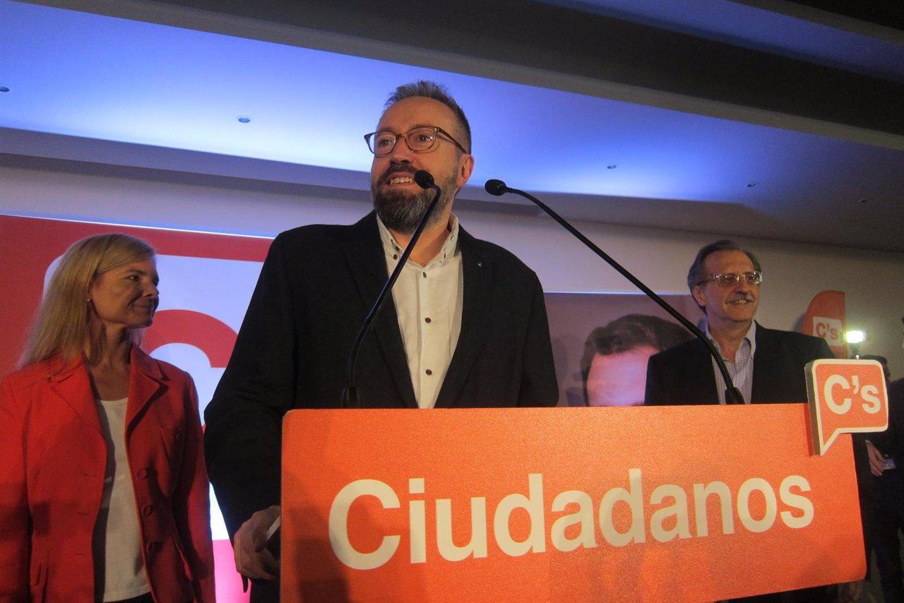 Juan Carlos Girauta (C's)