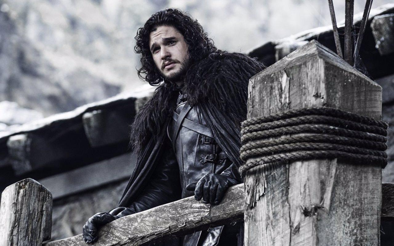 Kit Harrington es Jon Snow en Juego de tronos