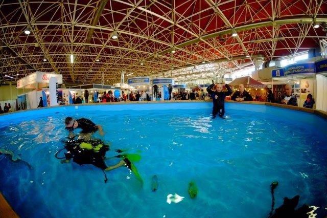El Mediterranean Diving organizará demostraciones de inmersión