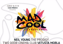 Neil Young y The Prodigy encabezan el cartel del Mad Cool Festival, nueva cita musical en Madrid