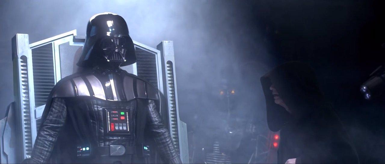 Darth Vader en Episodio III
