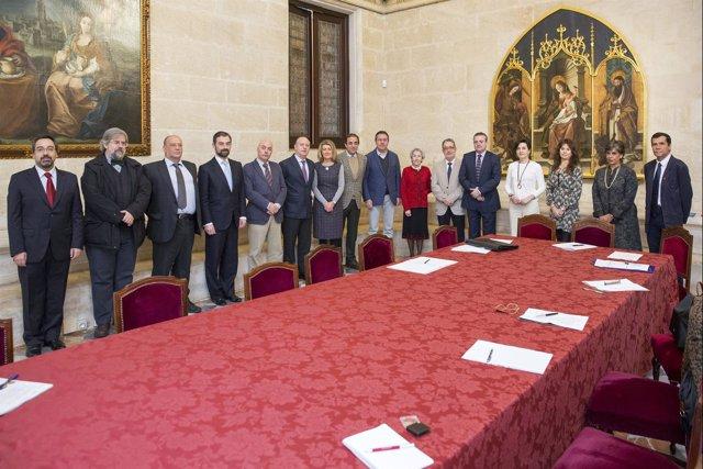 Constitución de la Asociación Ibérica del Bachillerato Internacional