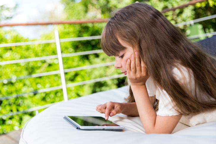 Libro electrónico para niños