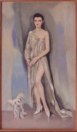 La exposición 'La mujer Ochoa' Museo Cerralbo de Madrid