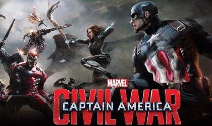 Héroes enfrentados en la nueva imagen de Capitán América: Civil War