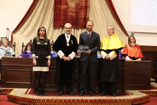 Premiados por la Fundación Grünenthal