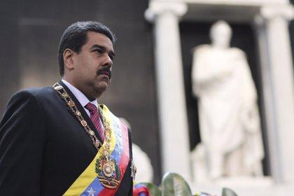 Maduro critica la ausencia de Ramos Allup en la apertura del Año Judicial