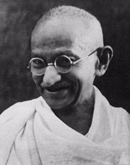 Acerca la figura de Mahatma Gandhi a los niños
