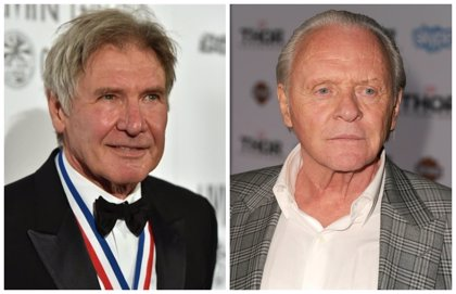 Harrison Ford y Anthony Hopkins protagonizarán el thriller 'Official Secrets'