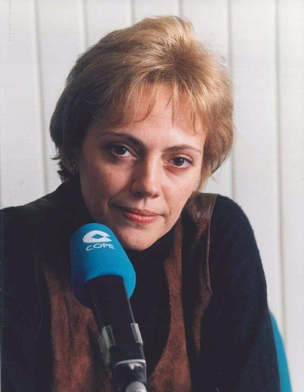Blanca María Pol, periodista de Cadena COPE