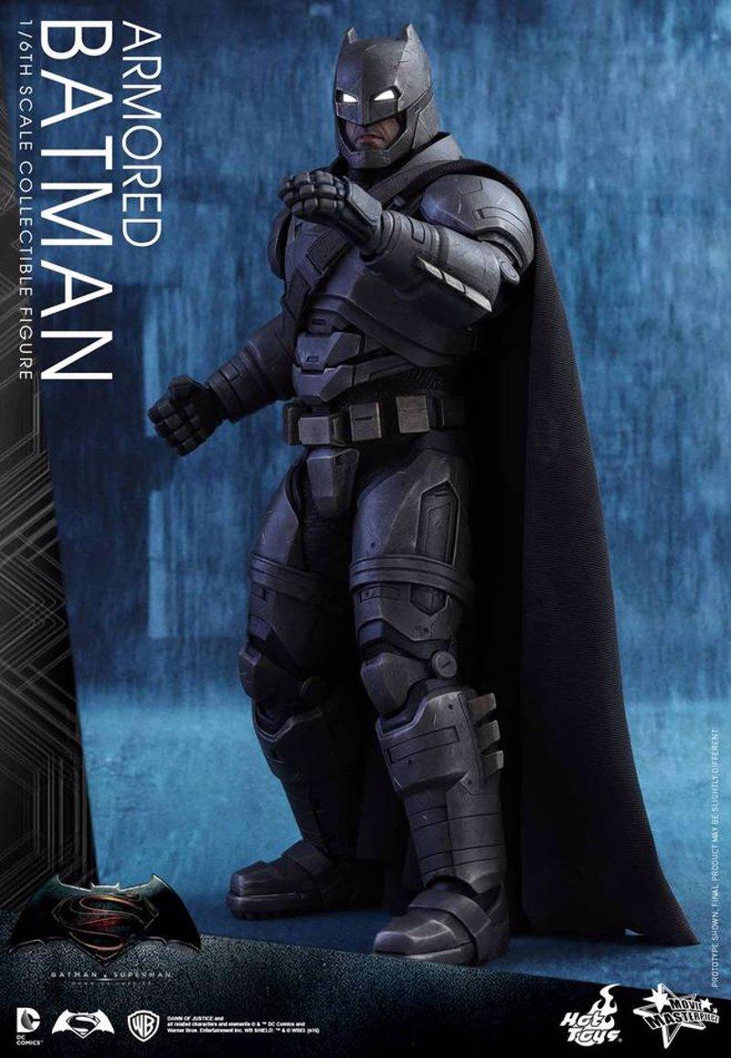 Batman v Superman: Imponente figura a tamaño real de Ben Affleck