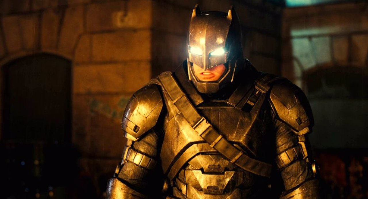 Batman v Superman: Imponente figura a tamaño real de Ben Affleck