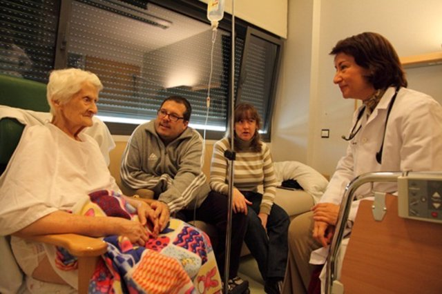 Atención de pacientes con cáncer avanzado