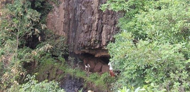 Cueva de Etiopía