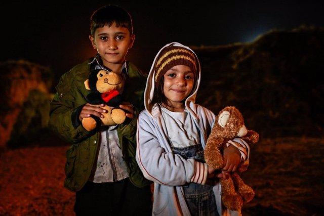 La infancia perdida de los refugiados en Europa