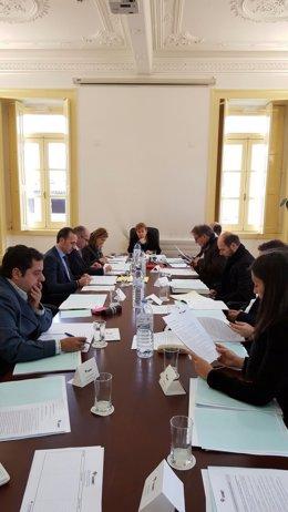 Reunión de Zasnet en Bragança