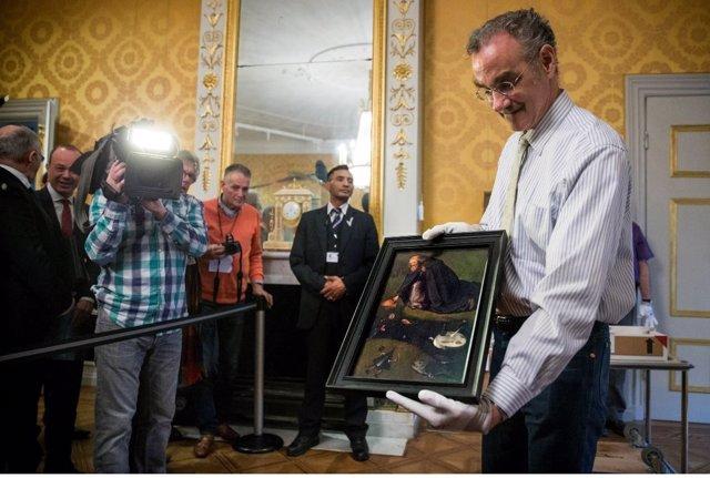 La Fundación El Bosco atribuye una nueva obra al pintor flamenco