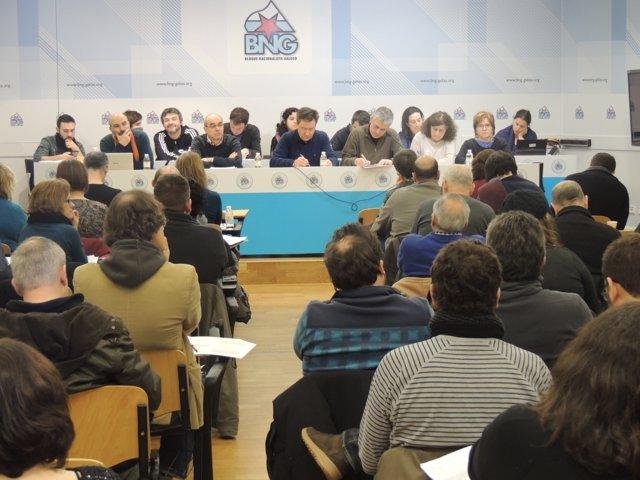 Consello Nacional del BNG del 30 de enero