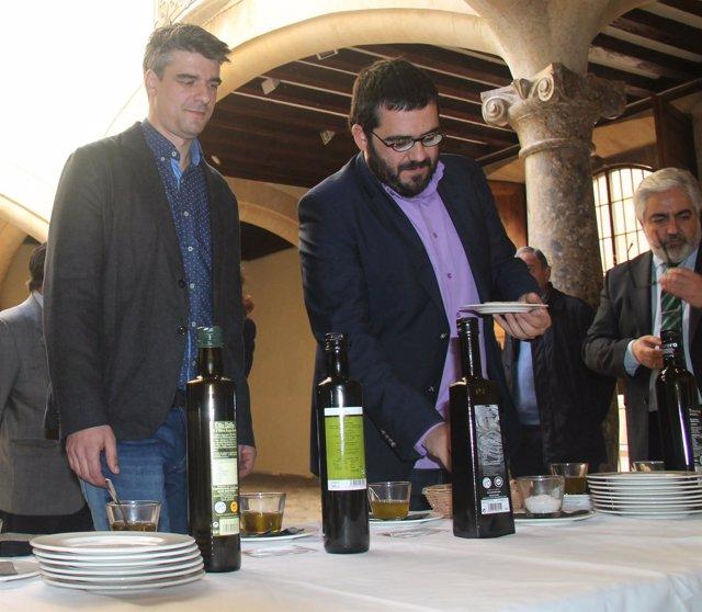 Presentación cifras 2015 DO Oli de Mallorca