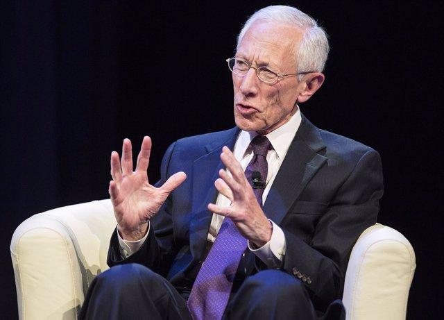 El vicepresidente de la FED Stanley Fischer