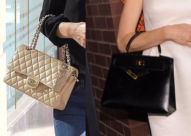 bf4b028cb1fbd Los bolsos Chanel 2.55 y Hermes Kelly