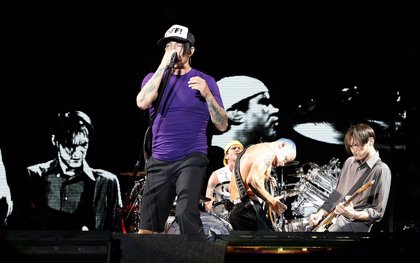 "Red Hot Chili Peppers, en la ""recta final"" para terminar su nuevo disco"