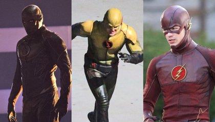 The Flash: Estos son 15 Corredores del universo DC
