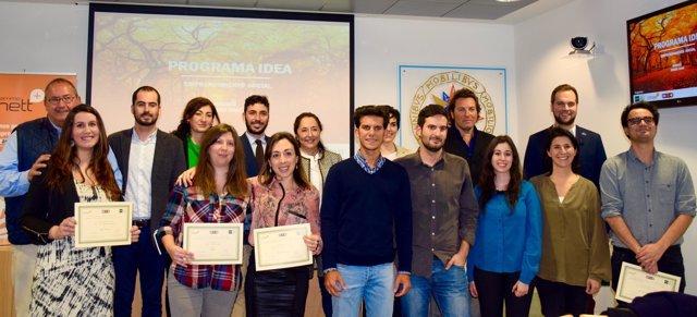 Fundación UnLtd Spain cierra el programa IDEA