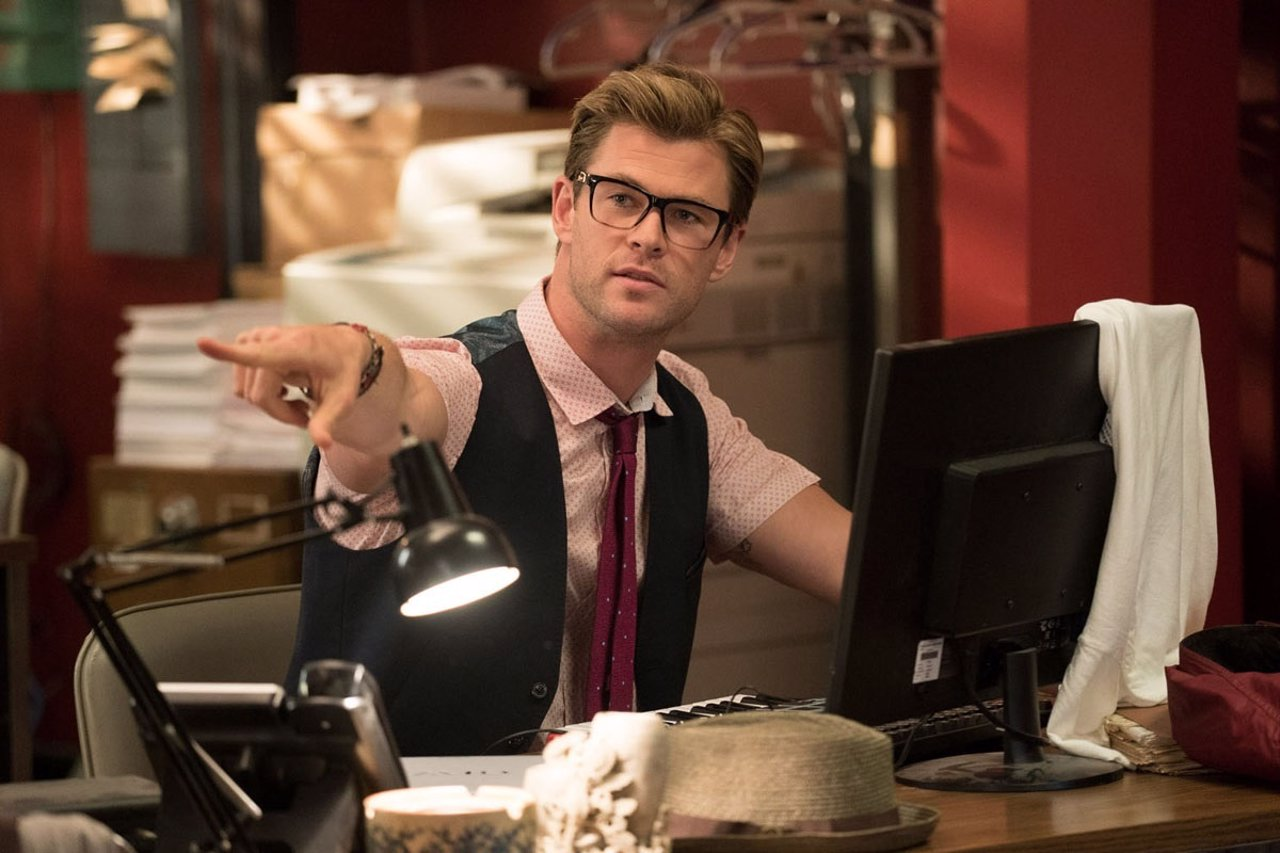 Chris Hemsworth En Cazafantasmas 3