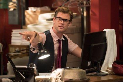 Cazafantasmas 3: Nuevas imágenes de Chris Hemsworth y sus protagonistas