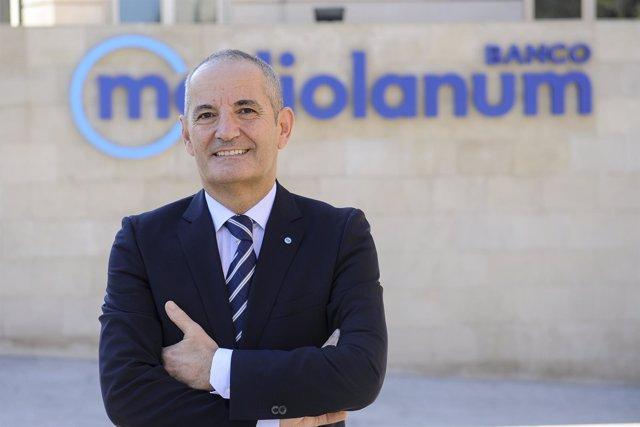 Valter Randaccio, responsable de Banco Mediolanum en Catalunya