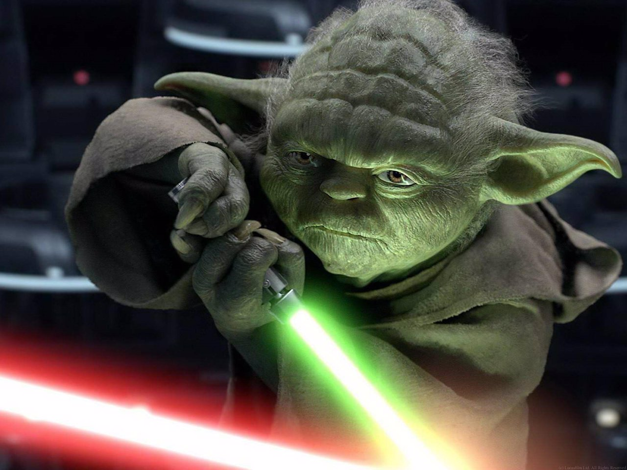 Yoda en Star Wars