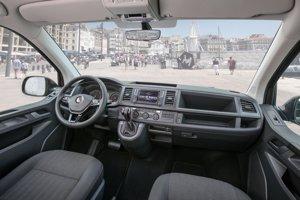 Salpicadero interior Volkswagen Carvele