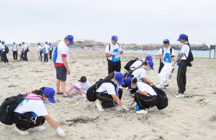 Playatón: más de 12.000 voluntarios limpiarán las playas de Ecuador en carnavales