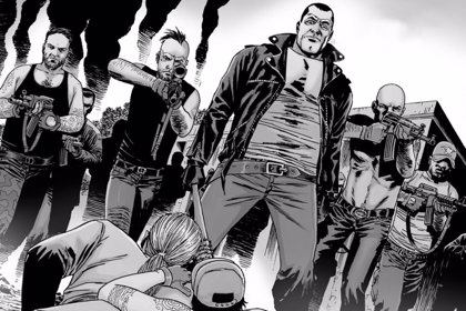 The Walking Dead: ¿Cómo afectará la llegada de Negan a Carl y Rick?
