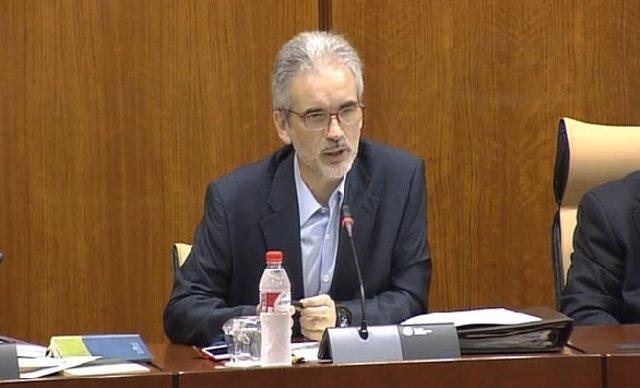 Aquilino Alonso, consejero de Salud