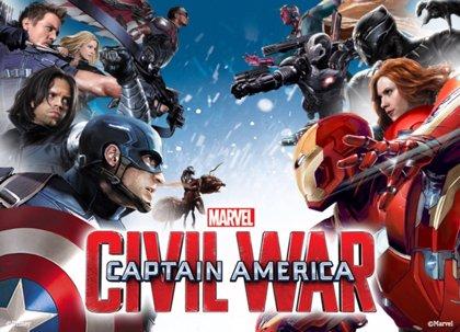 Civil War: Capitán América y Iron Man lideran sus equipos en nuevas imágenes
