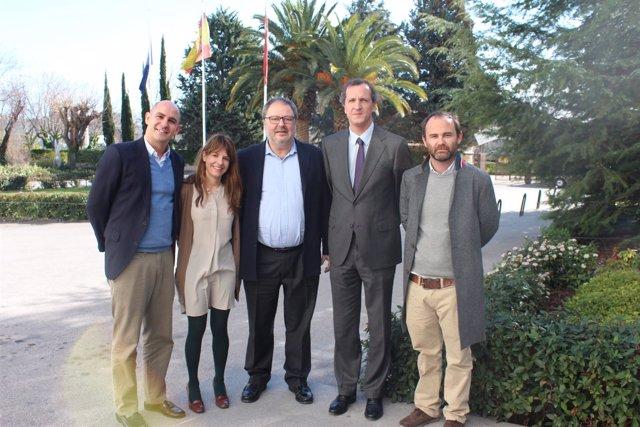 NP La Fundación Carmen Pardo Valcarce Valida En España Un Test Para Detectar Enf