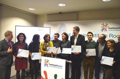 El Instituto Roche presenta su plan de acción para 2016 y hace entrega de sus II Premios de periodismo