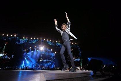 The Rolling Stones vuelven a la carretera con un enérgico concierto en Santiago de Chile