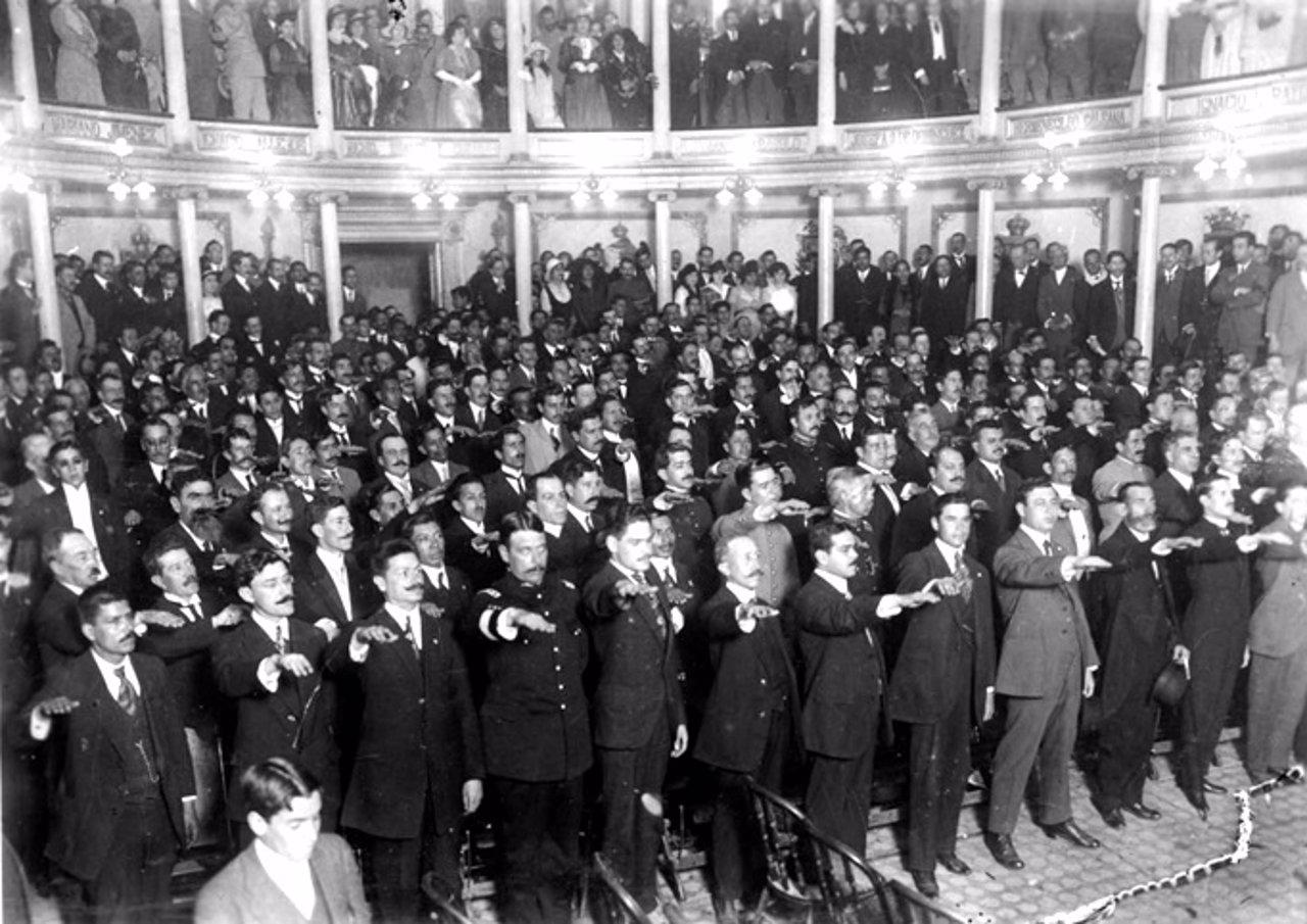 Congreso constituyente constitución méxico