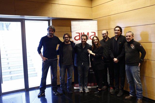 Encuentro con los guionistas de los Premios Goya