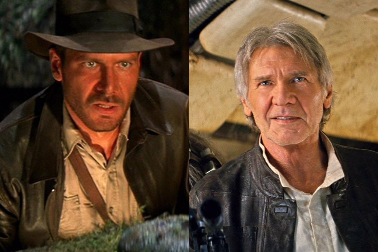Indiana Jones en Star Wars 7